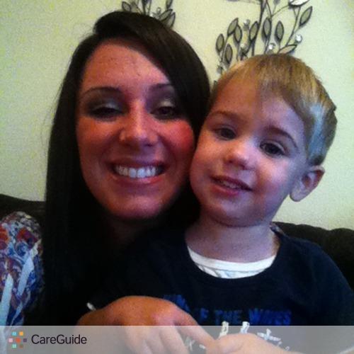 Child Care Job Caressa Garland's Profile Picture