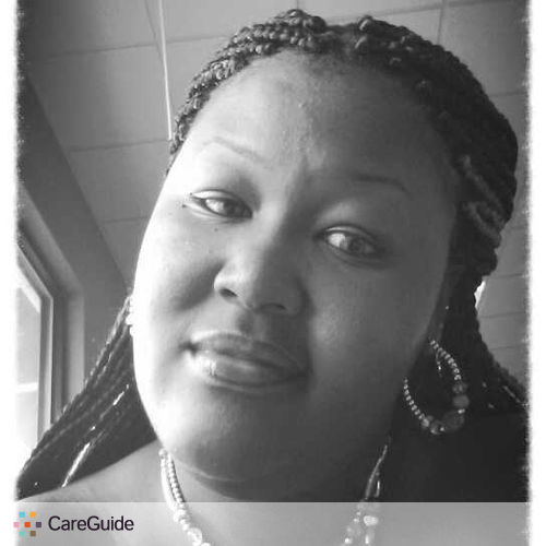 Child Care Provider Tishena Brown's Profile Picture