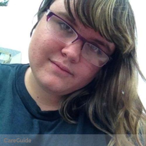 Canadian Nanny Provider Rebecca Demmans's Profile Picture