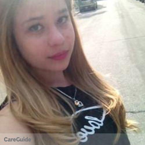 Canadian Nanny Provider Daniella Motta's Profile Picture