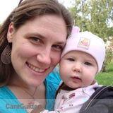 Experienced, mature babysitter available in Edmonton