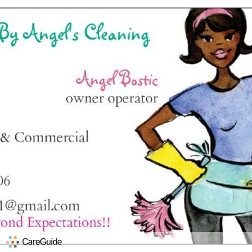 Housekeeper Provider Angel B's Profile Picture