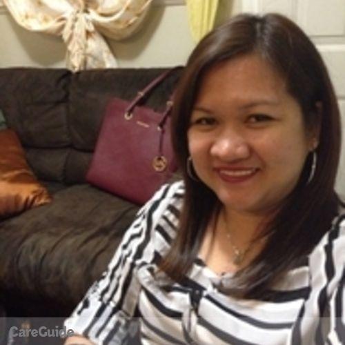 Canadian Nanny Provider Elizabeth U's Profile Picture