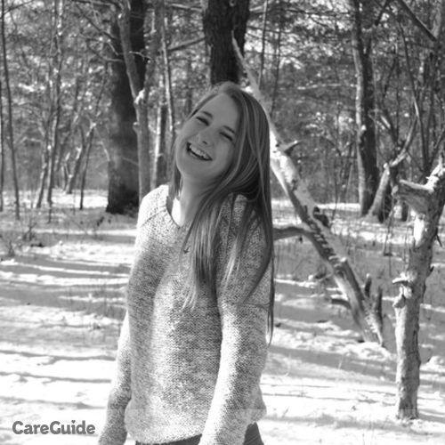 Canadian Nanny Provider Alyssa MacDonald's Profile Picture