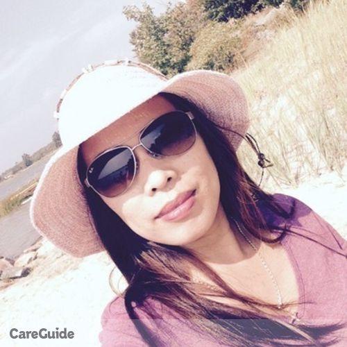 Canadian Nanny Provider Lina Latumbo's Profile Picture