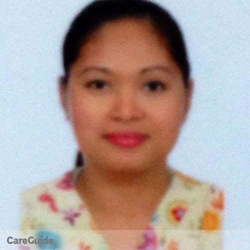 Elder Care Provider Ferlyn M's Profile Picture