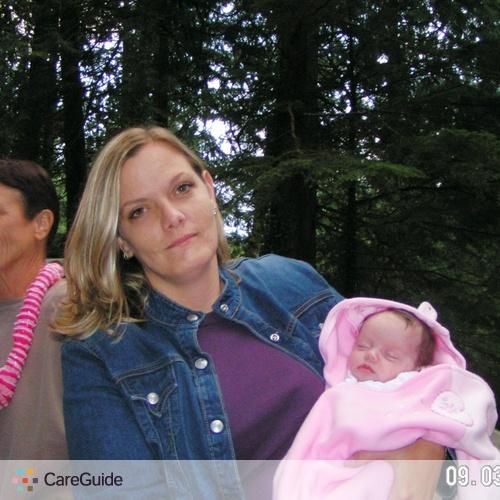 Child Care Provider Jessica Pozzi's Profile Picture