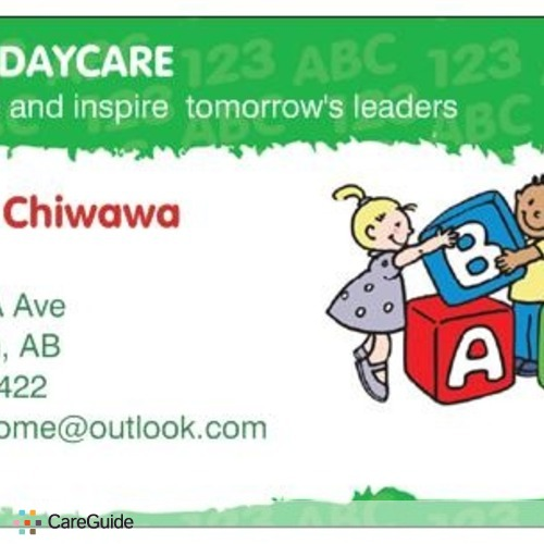 Child Care Provider Kahn Dayhome's Profile Picture