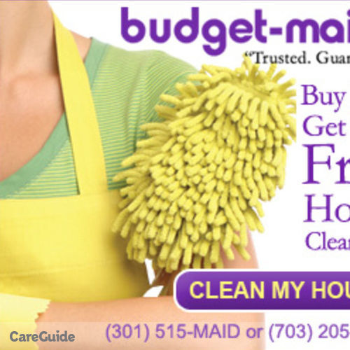 Housekeeper Provider Budget Maids's Profile Picture