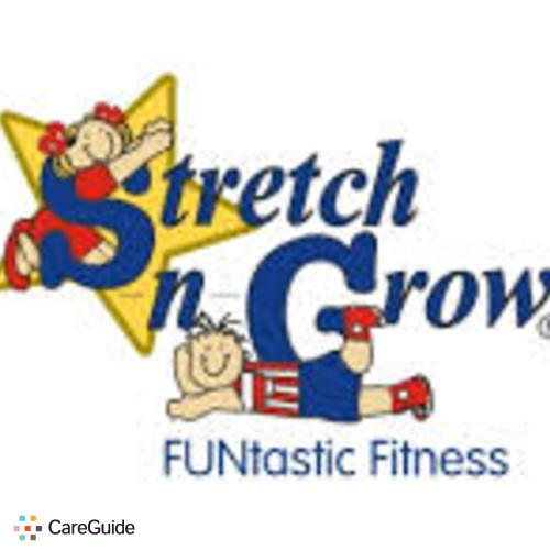 Child Care Provider Stretch-n-Grow Fabulously Fun Fitness For Kids!'s Profile Picture