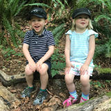 Part-time, live-out nanny wanted for 2 great kids