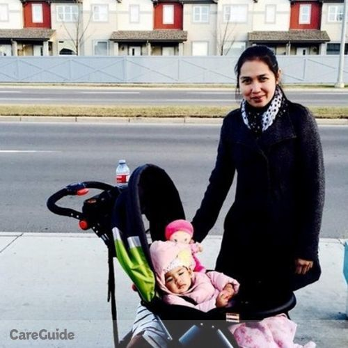Canadian Nanny Provider Janice Forrosuelo's Profile Picture