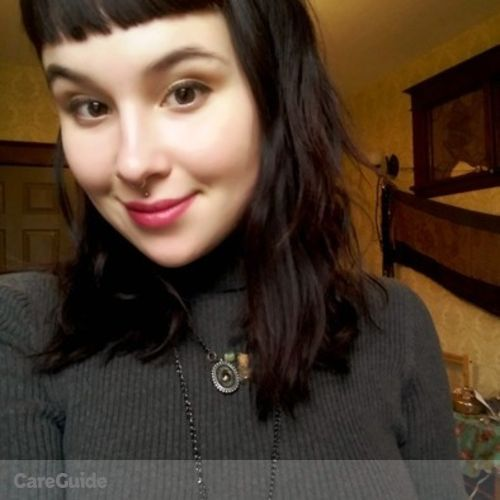 Canadian Nanny Provider Claire Odrach's Profile Picture