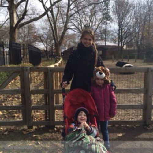 Canadian Nanny Provider Sofya D's Profile Picture