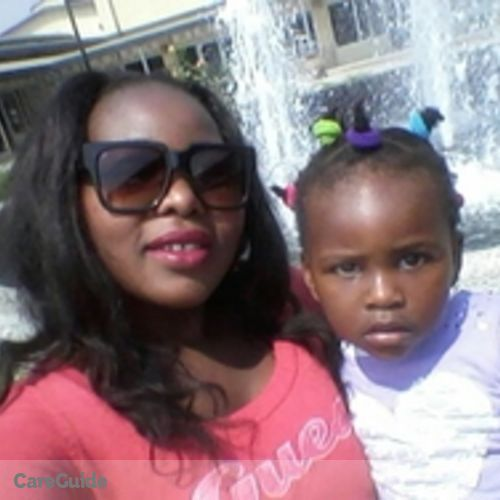 Canadian Nanny Provider Haulie Tembo's Profile Picture