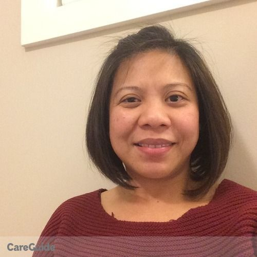 Canadian Nanny Provider Judy San Gabriel's Profile Picture