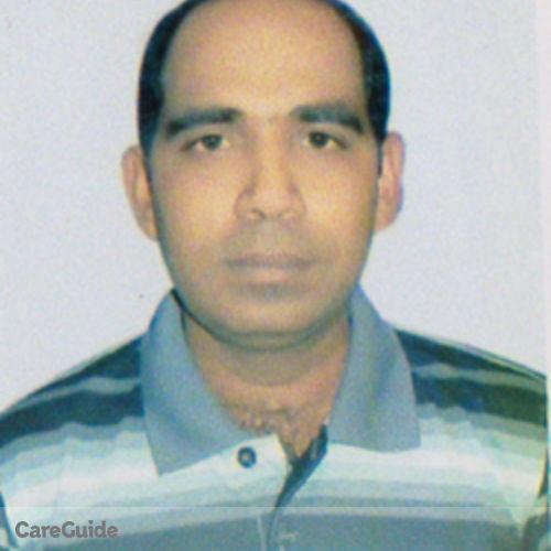 Canadian Nanny Provider Md Sibtain Daraz's Profile Picture