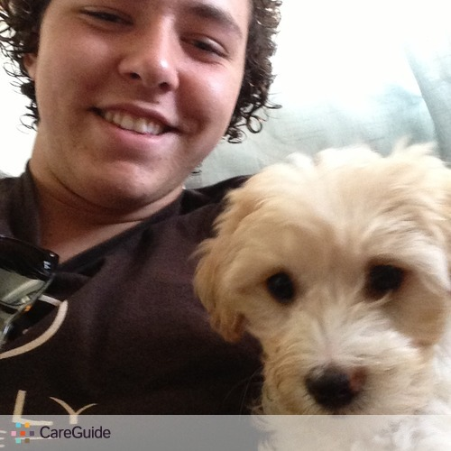 Pet Care Provider Craig Borth's Profile Picture