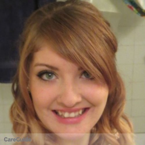 Canadian Nanny Provider Cadence Toogood-Segrave's Profile Picture