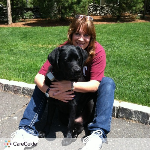Pet Care Provider Justine Hahn's Profile Picture