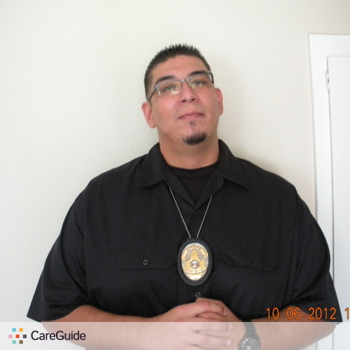 Security Guard Provider Rene M's Profile Picture