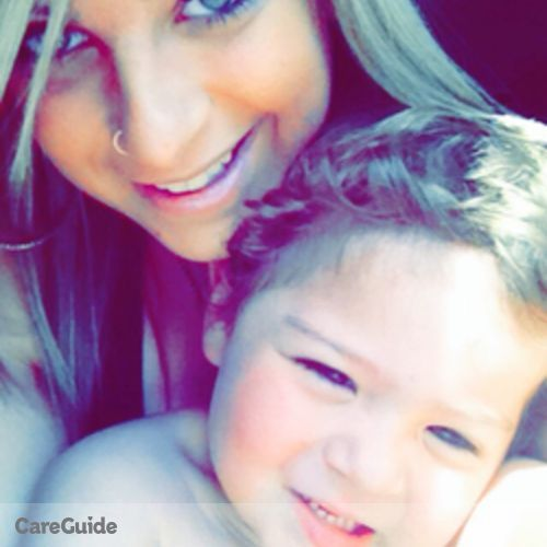 Canadian Nanny Provider Jess Parker's Profile Picture