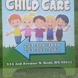 Daycare Provider in Seattle