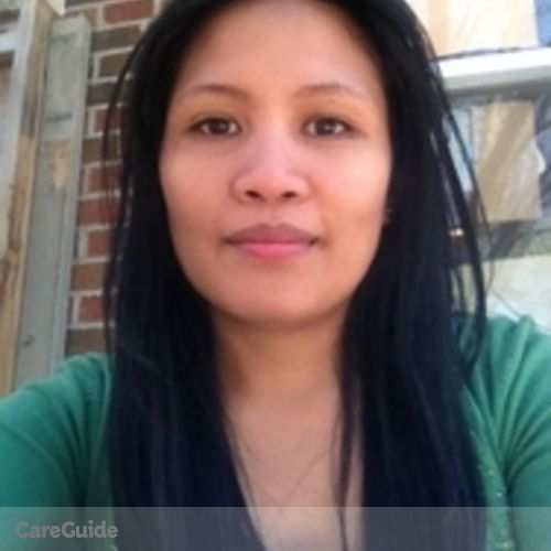 Canadian Nanny Provider Junah Mosquito's Profile Picture
