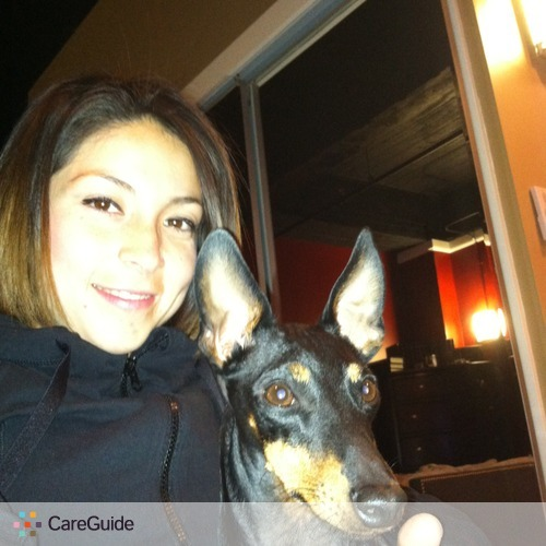 Pet Care Provider Selene Cuellar's Profile Picture