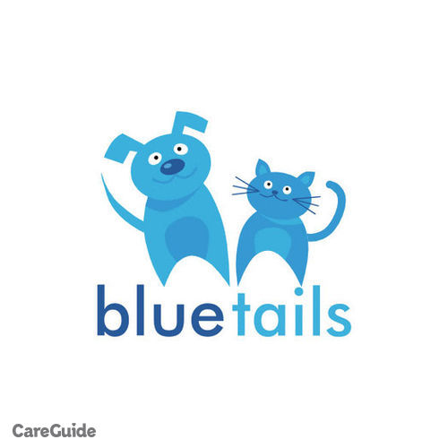 Pet Care Provider Bluetails Pet Care Professionals's Profile Picture