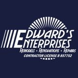 Edwards Enterprises is a General Remodeling & Plumbing Contractor & Handyman here to help you with a variety of repair and r