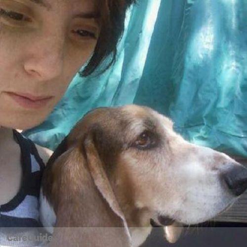 Pet Care Provider Sarah DeRosier's Profile Picture