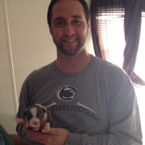 Pet Care Provider Barret B's Profile Picture