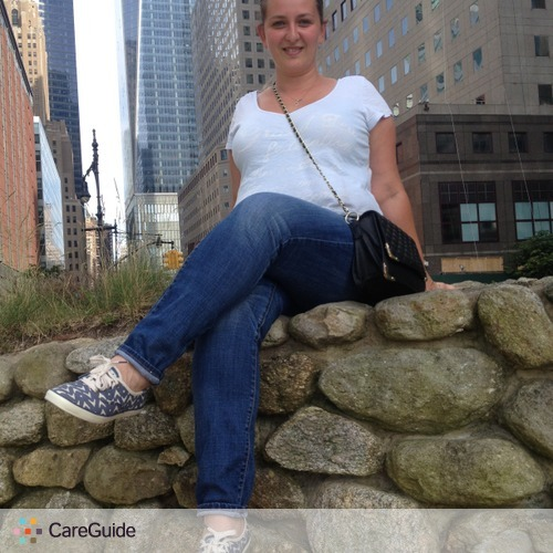 Child Care Provider Joanna Wajs's Profile Picture
