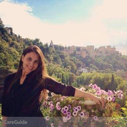 Canadian Nanny Provider Caroline Santos's Profile Picture