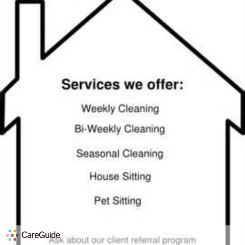 Housekeeper Provider Magic Touch Cleaning's Profile Picture