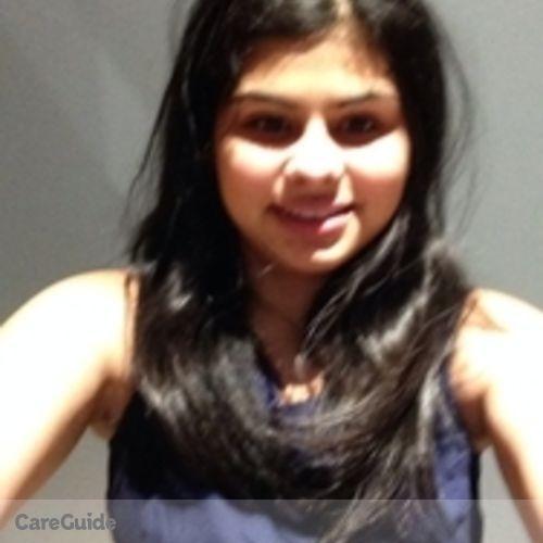 Canadian Nanny Provider Nasreen Rasool's Profile Picture