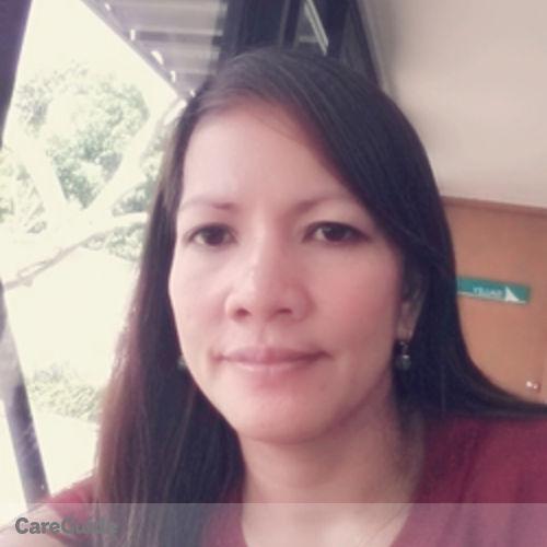 Canadian Nanny Provider Mia A's Profile Picture