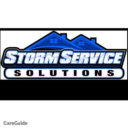 Roofer Job Storm Service Solutions's Profile Picture