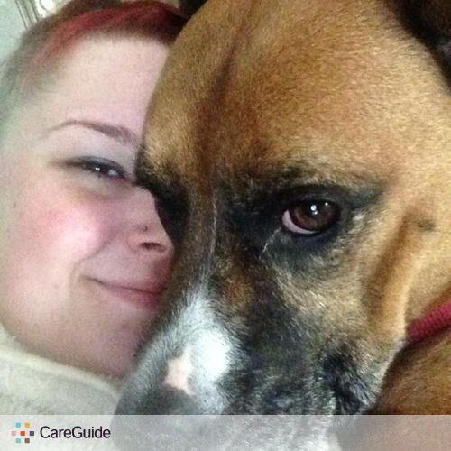Pet Care Provider Stephanie Ward's Profile Picture