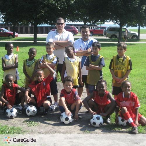 Child Care Provider Pablo Sanchez's Profile Picture