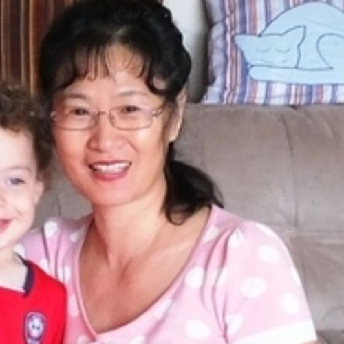 Canadian Nanny Provider Linning Mu's Profile Picture
