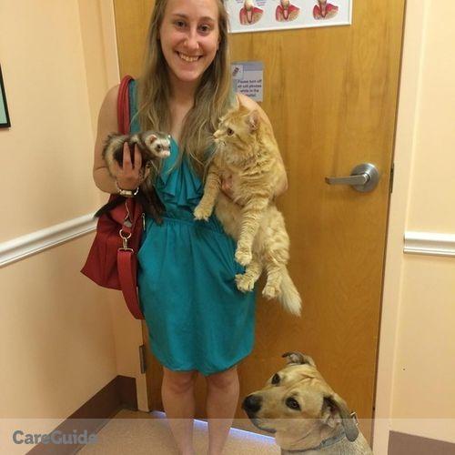 Pet Care Provider Virginia W's Profile Picture