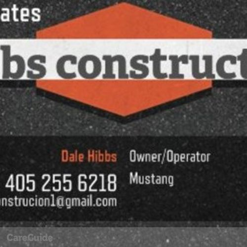 Handyman Provider Dale Or Katherine H's Profile Picture
