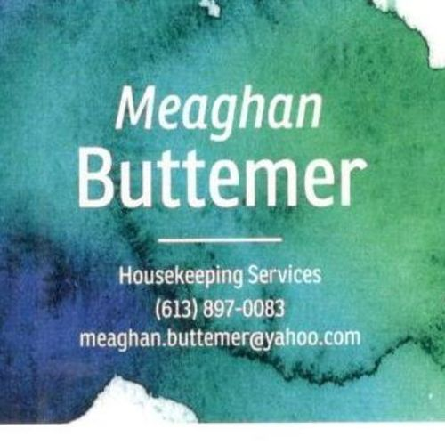 Housekeeper Provider Meaghan B's Profile Picture