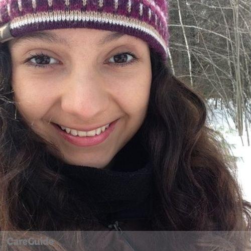 Canadian Nanny Provider Estefanny Carvajal's Profile Picture
