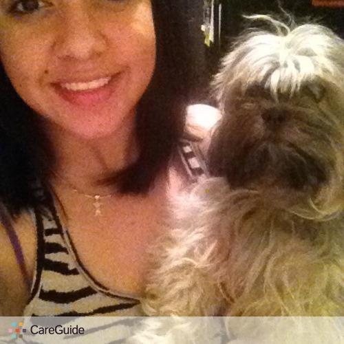 Pet Care Provider Vanessa Velasquez's Profile Picture