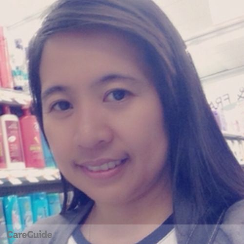 Canadian Nanny Provider Jimenez M's Profile Picture