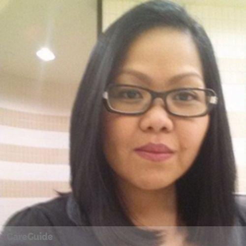 Canadian Nanny Provider Isobel Intia's Profile Picture