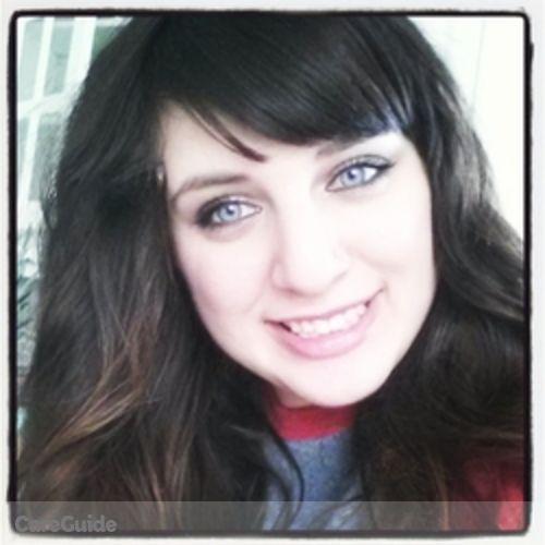 Canadian Nanny Provider Brittany D's Profile Picture